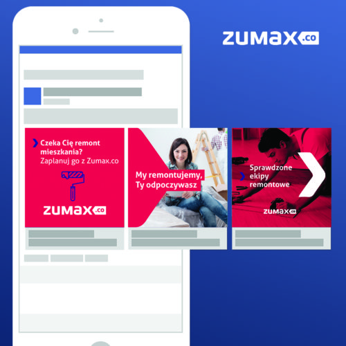 Zumax.co Reklama Facebook