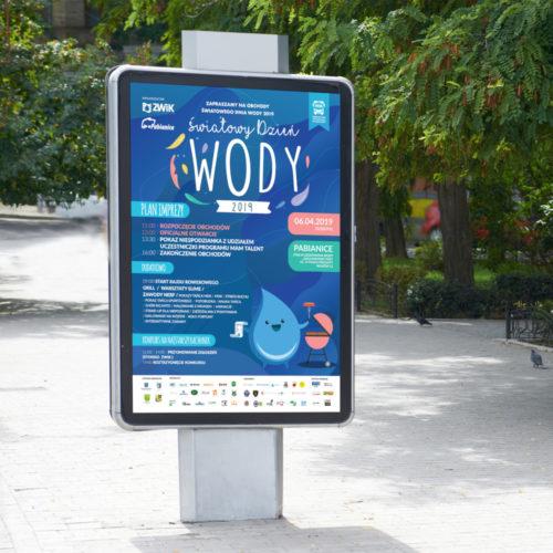 zwik swiat wody reklama